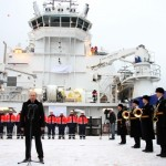 Адмиралтейский оркестр и Путин
