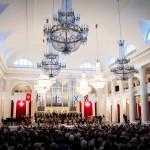 Адмиралтейский оркестр и хор в Филармонии
