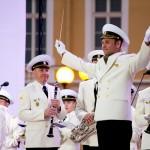 Валентин Лященко на гала-концерте звезд оперы и джаза на Дворцовой