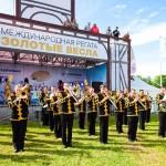 Адмиралтейский оркестр на регате «Золотые вёсла»