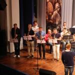 Репетиция Адмиралтейского оркестра