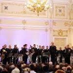 Адмиралтейский оркестр в Малом зале СПб Филармонии