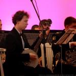 Банджо - редкий инструмент в составе Адмиралтейского оркестра