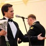 Альберт Жалилов с Адмиралтейским оркестром