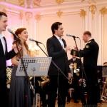 Иван Пономарев, Елена Газаева, Альберт Жалилов, Валентин Лященко