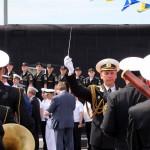 Начальник Адмиралтейского оркестра Лященко