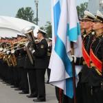 Адмиралтейский оркестр и рота почётного караула