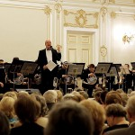 Заслуженный артист России Алексей Емельянов и Адмиралтейский оркестр