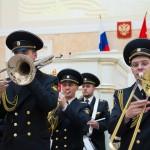 Адмиралтейский оркестр в Законодательном Собрании Санкт-Петербурга