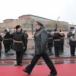 Заместитель главнокомандующего ВМФ А.Федотенков