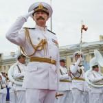 Парад ВМФ 2017. Алексей Карабанов