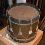 Подлинный трофейный французский военный барабан из коллекции Эрмитажа