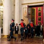 РПК в Георгиевском зале Эрмитажа