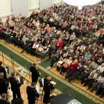 Слушатели Адмиралтейского оркестра