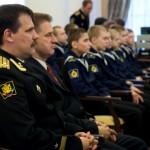Концерт для командования ВМФ