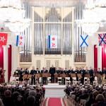 Адмиралтейский оркестр в Филармонии