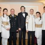 Альберт Жалилов, Эссе-Квинтет и Валентин Лященко