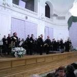 Адмиралтейский оркестр в Белом зале