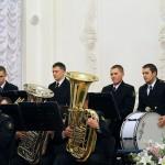 Адмиралтейский оркестр в Белом зале Политеха