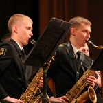 Адмиралтейский оркестр в Доме офицеров
