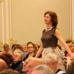 Мила Шкиртиль и Адмиралтейский оркестр в Малом зале филармонии