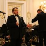 Антон Петряев и Адмиралтейский оркестр в Малом зале филармонии