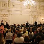 Адмиралтейский оркестр в Малом зале филармонии