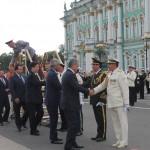 Министры обороны поздравляют военных дирижеров