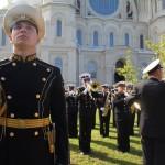 Адмиралтейский оркестр и РПК