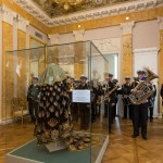 Адмиралтейский оркестр в Эрмитаже