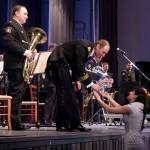 Адмиралтейский оркестр в Псковской областной филармонии