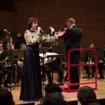 Мила Шкиртиль и Адмиралтейский оркестр в концертном зале Мариинского театра