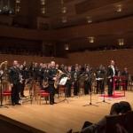 Адмиралтейский оркестр под управлением Валентина Лященко в концертном зале Мариинского театра
