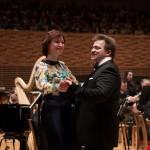 Мила Шкиртиль, Антон Петряев, Адмиралтейский оркестр в концертном зале Мариинского театра