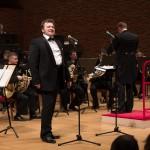 Антон Петряев и Адмиралтейский оркестр в концертном зале Мариинского театра