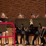 Адмиралтейский оркестр в концертном зале Мариинского театра