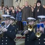 Адмиралтейский оркестр открывает Пасхальный фестиваль