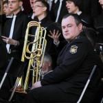 Адмиралтейский оркестр принял участие в концерте«Русь Колокольная» ЦПКиО