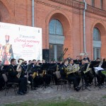 Адмиралтейский оркестр в Артиллерийском музее
