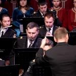 Концерт Адмиралтейского оркестра в Яани кирик