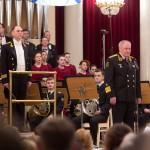 Адмиралтейский оркестр в БЗФ, главком ВМФ
