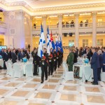 В Президентской библиотеке отметили 190-летие Управления навигации и океанографии Министерства обороны Российской Федерации