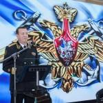 Александр Николаевич Федотенков - заместитель Главнокомандующего Военно-морским флотом