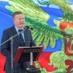 Олег Логунов - Заместитель полномочного представителя президента РФ в СЗФО