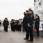 Большой гидрографический катер Балтийского флота «БГК-2149» Евгений Гницевич