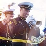Адмиралтейский оркестр ЛенВМБ корнет