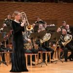 Солистка Мария ГОРЯЧЁВА (тромбон)